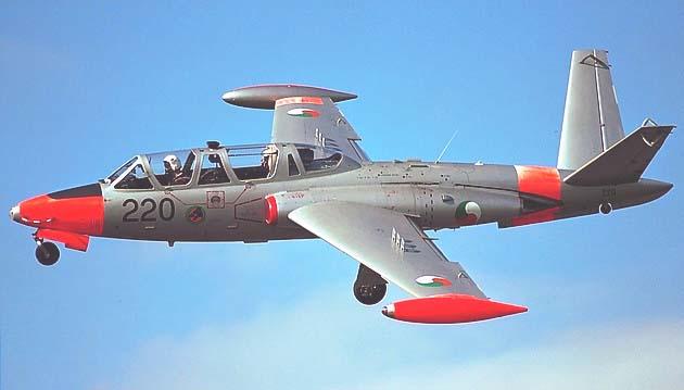 """Самолет СМ-170 """"Мажистер"""""""