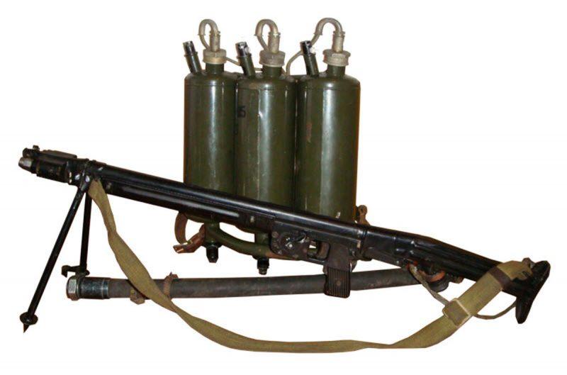 Огнемет ЛПО-50