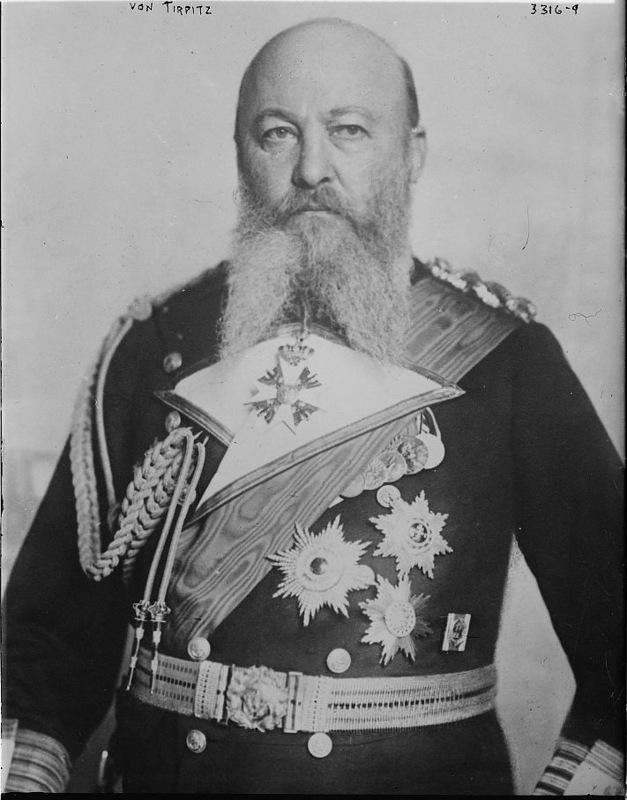 Альфред Тирпиц