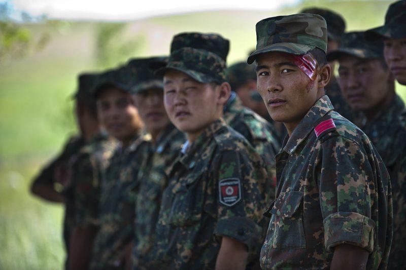 Вооруженные силы Киргизии