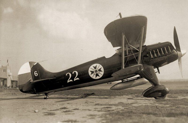 Самолет Хейнкель HE 51