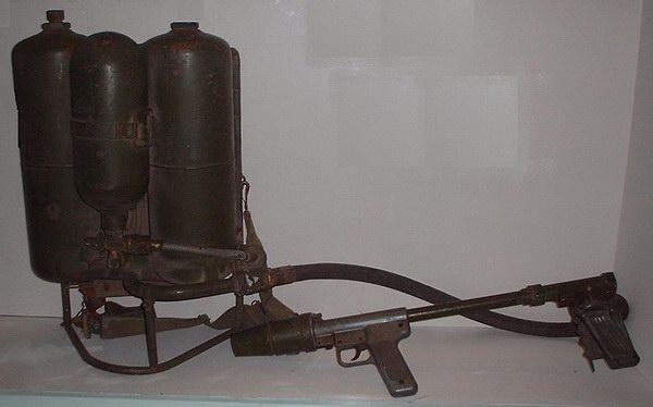 Огнемет LCT1 M1