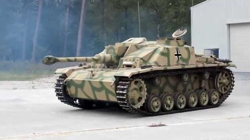 Модификации танка Штуг III