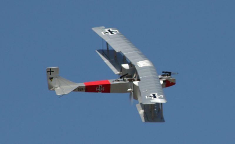 Самолеты Гота G.IV и G.V