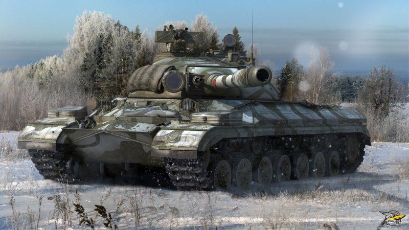 Танк Т-10 М