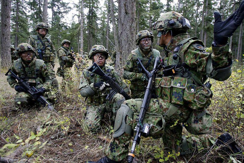 Сухопутные войска японских сил самообороны
