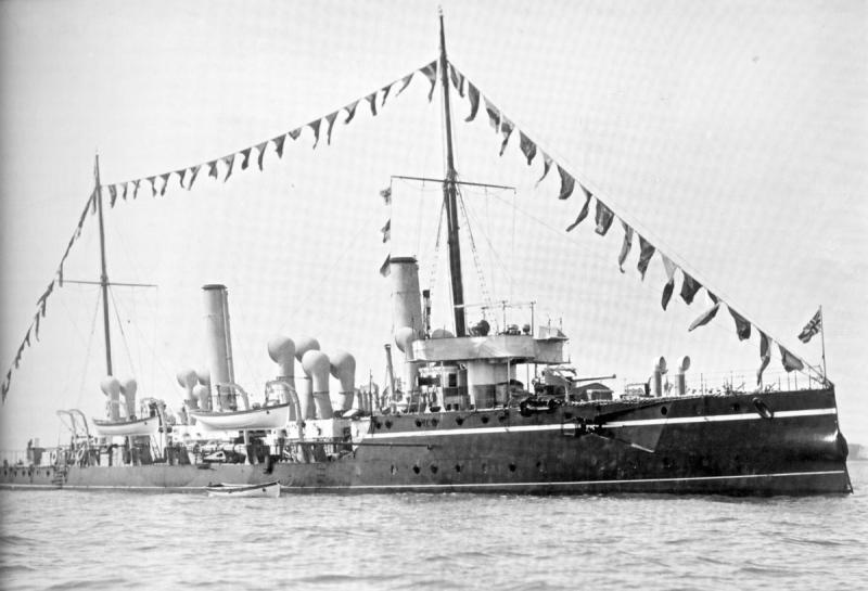 Торпедные канонерские лодки типа «Аларм»