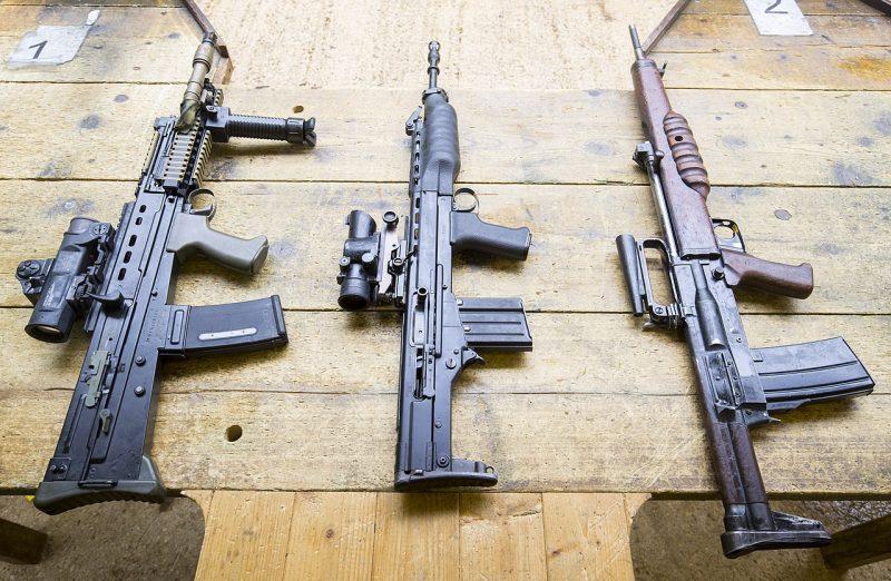 Семейство оружия SA-80