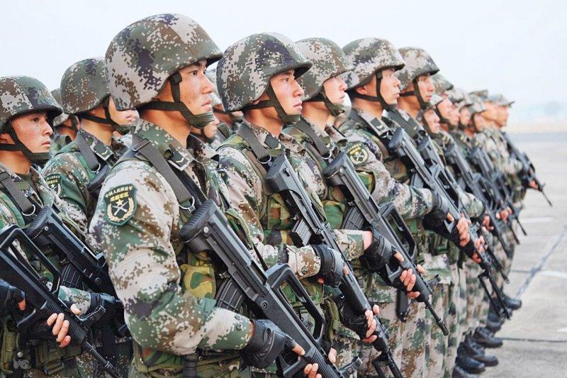 Сухопутные войска армии Китая