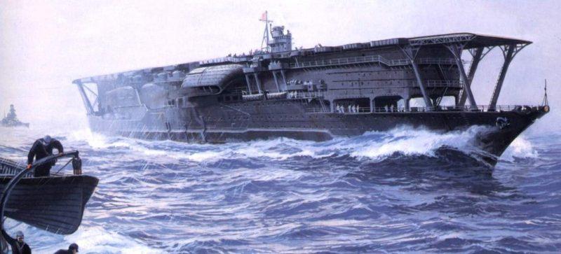 Авианосец «Акаги»