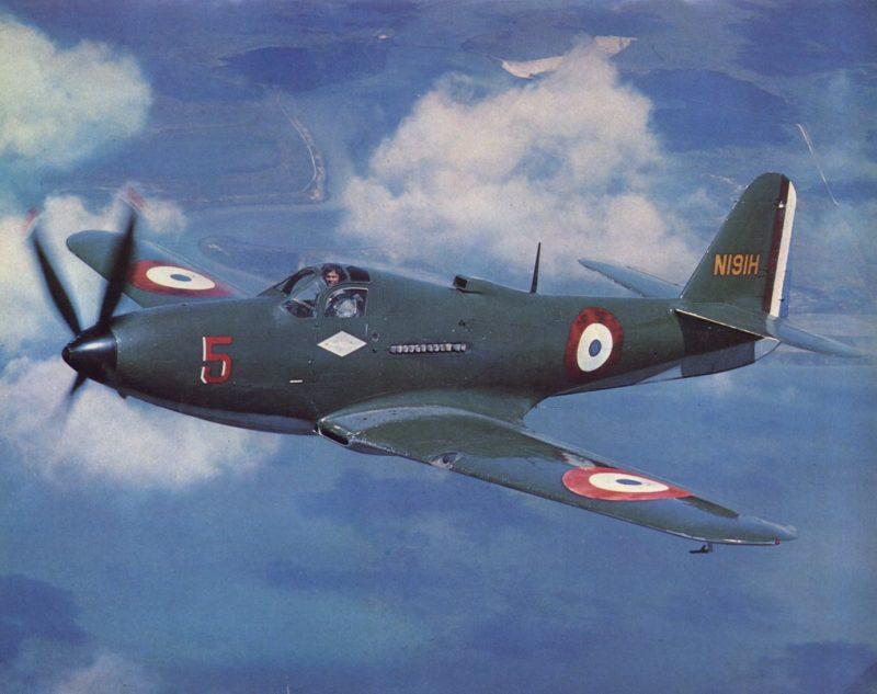 Истребитель-бомбардировщик Р-63 «Кингкобра»