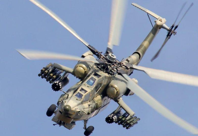 История развития боевых вертолетов