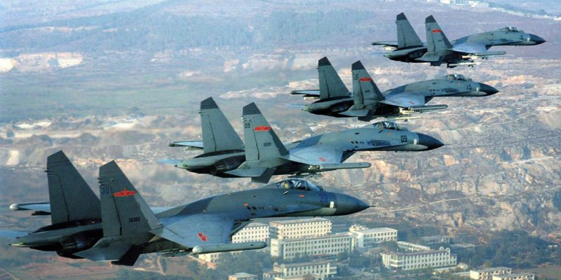 Военно-воздушные силы Китая: техника и организация