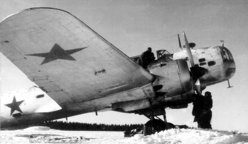 Авиация в операции «Искра»