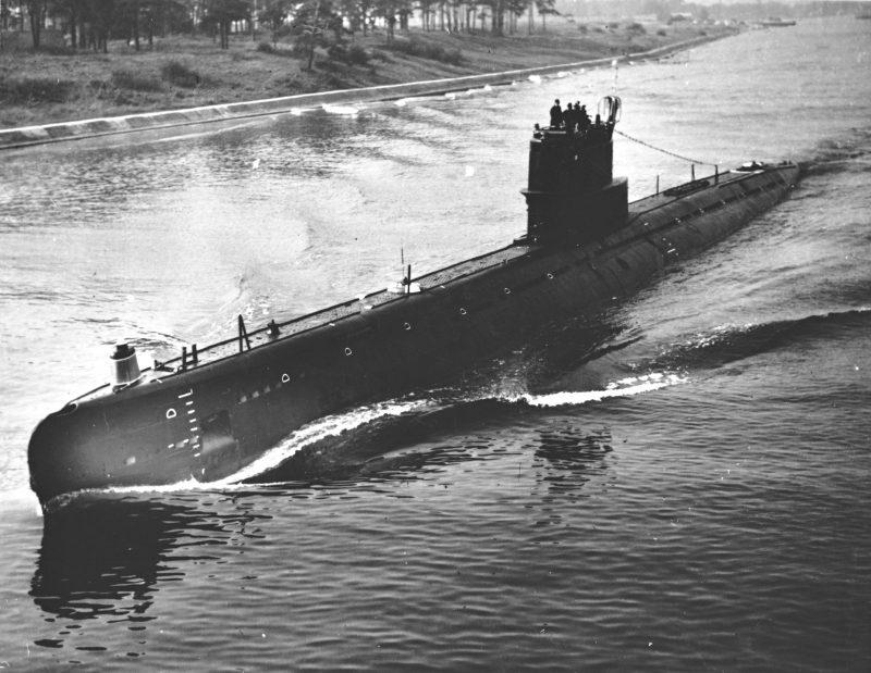 Подводные лодки проекта 613