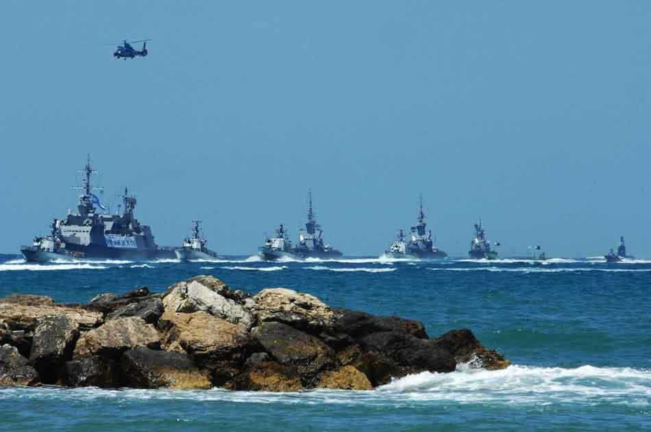 Военно-морские силы Израиля
