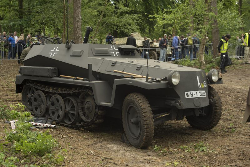 Бронетранспортер Sd.Kfz.250