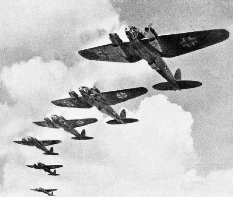 Люфтваффе - ВВС Третьего рейха