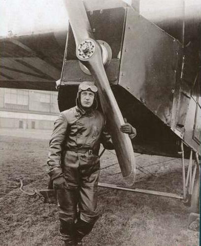 Иван Смирнов - летчик удивительной судьбы