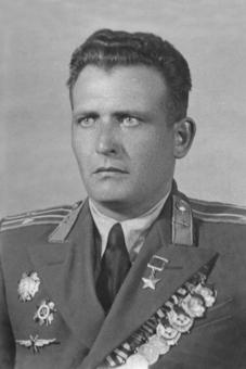 Николай Максимов - ас на штурмовике
