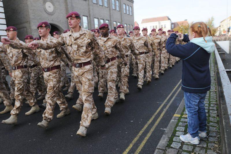Парашютный полк Великобритании