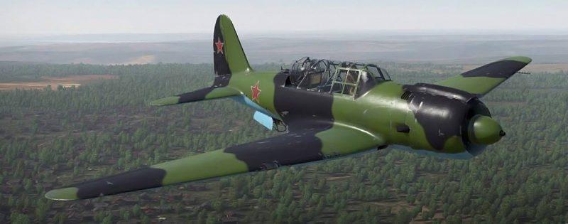 Бомбардировщик Су-2