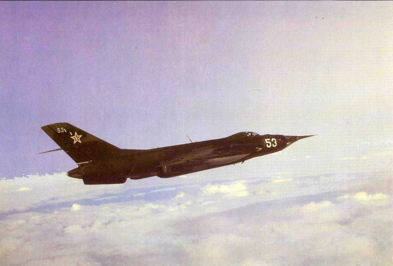 Самолет-разведчик Як-28Р