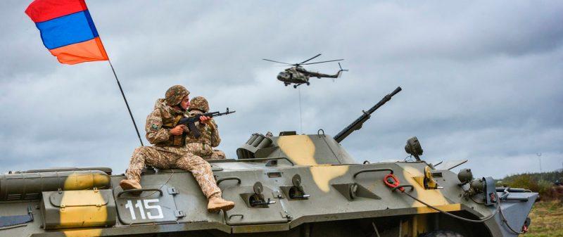 Вооруженные силы Армении