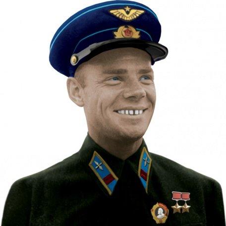 Сергей Грицевец - первый дважды герой