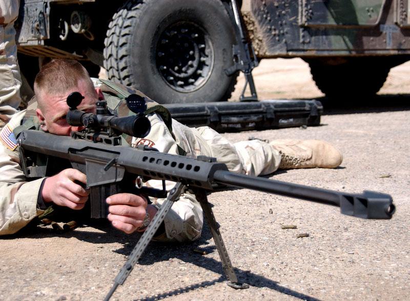 Снайперская винтовка «Барретт»