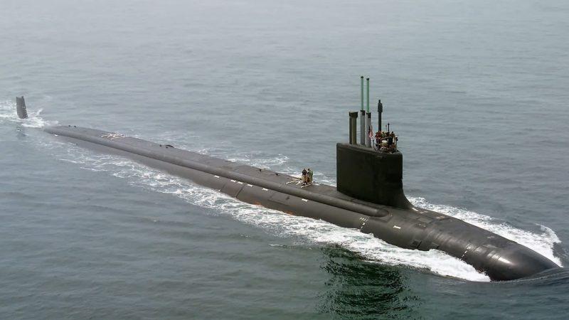 Атомные подводные лодки типа «Вирджиния»