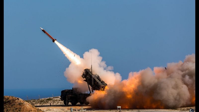 ЗРК MIM-104 «Пэтриот» в ходе войны в Персидском заливе