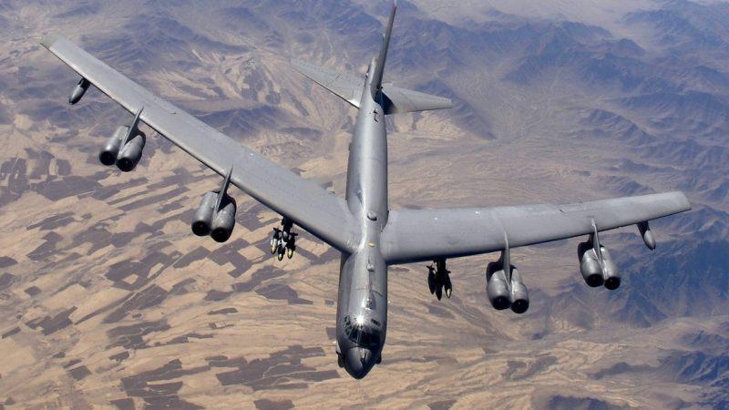 ВВС США в Азиатско-Тихоокеанском регионе