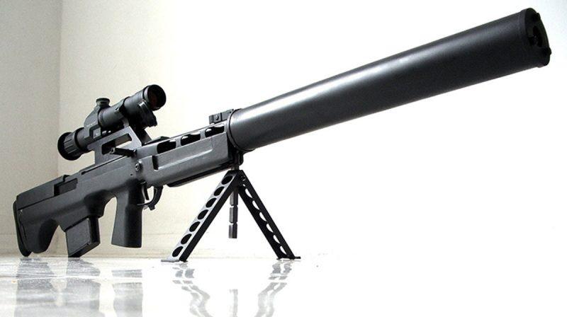 Снайперская винтовка ВКС («Выхлоп»)