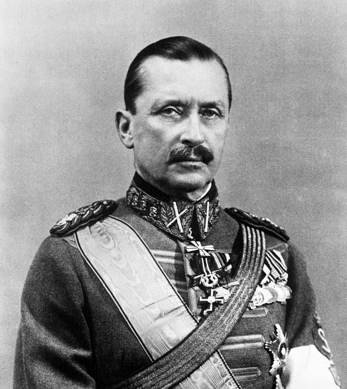 Карл Маннергейм - маршал Финляндии