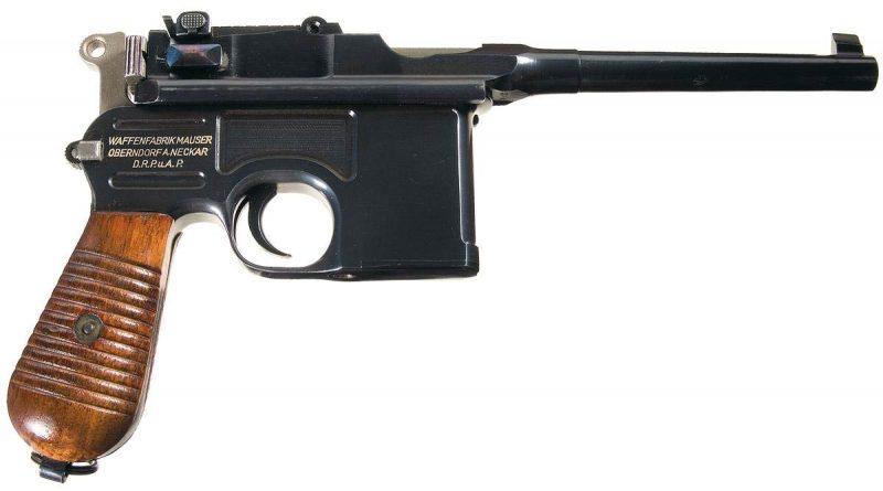Пистолет «Маузер» С-96