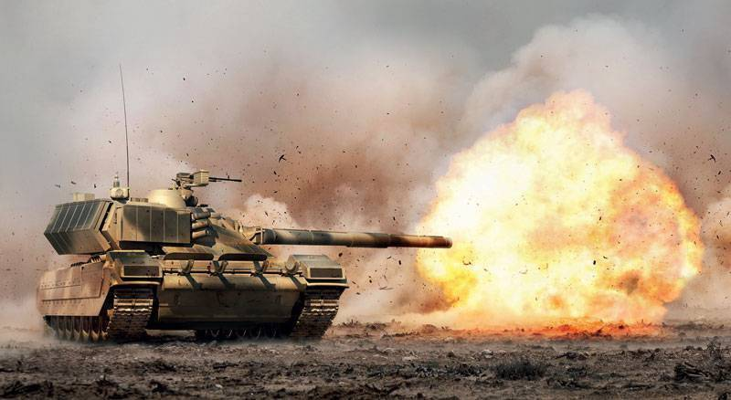 Тактические приемы применения танков