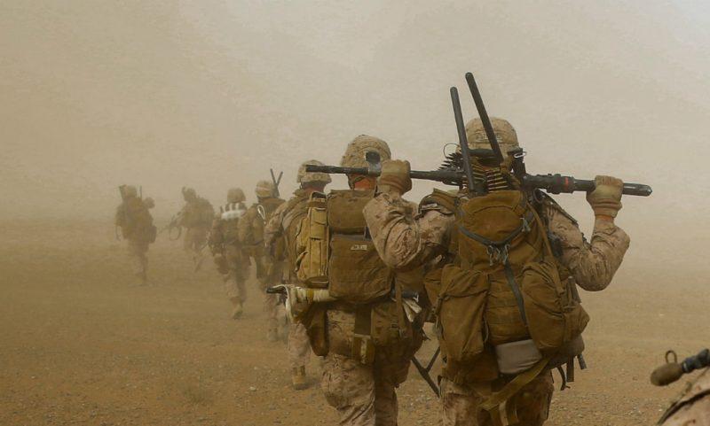 Центральное командование армии США