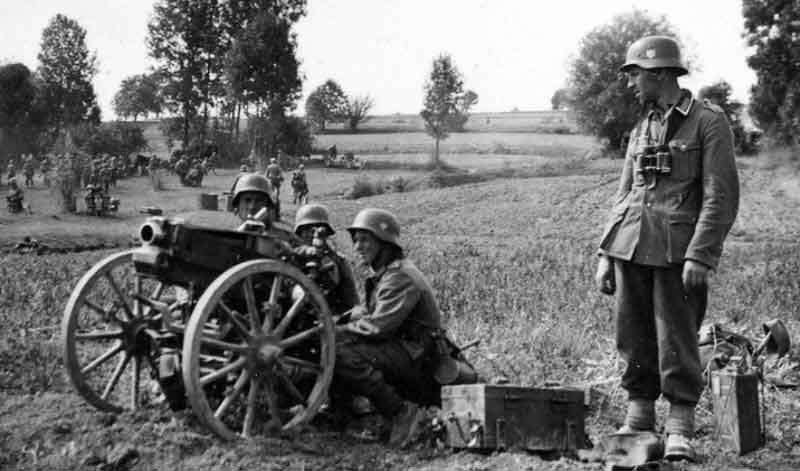 Буксируемая артиллерия до Второй мировой войны