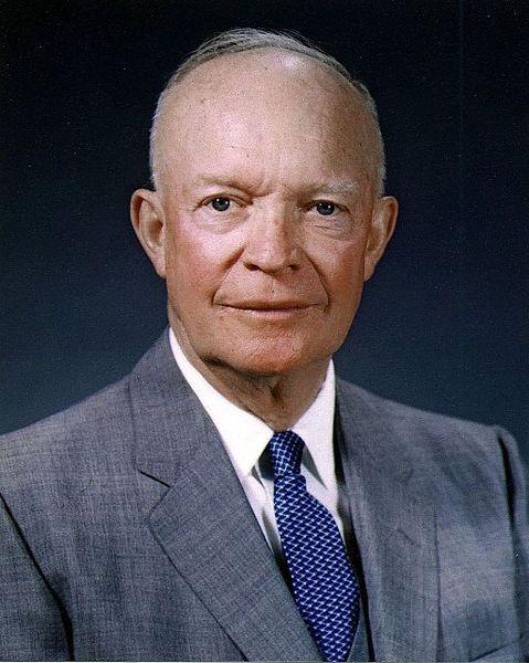 Дуайт Эйзенхауэр - гениальный полководец