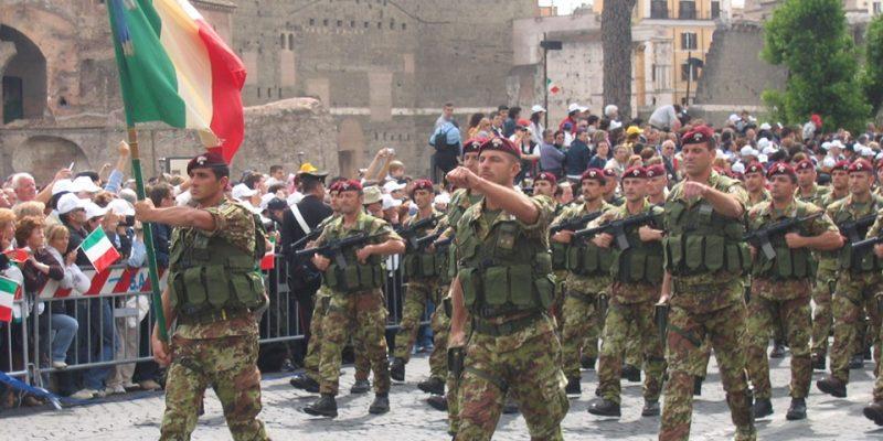 Сухопутные войска Италии