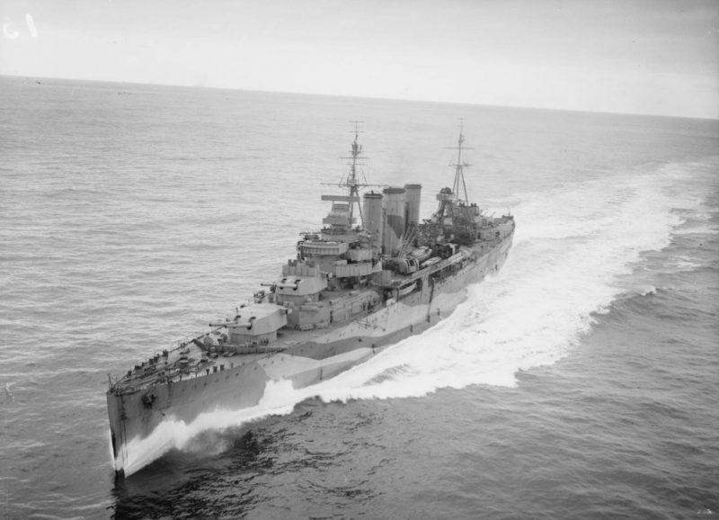 Крейсера типа «Кент»