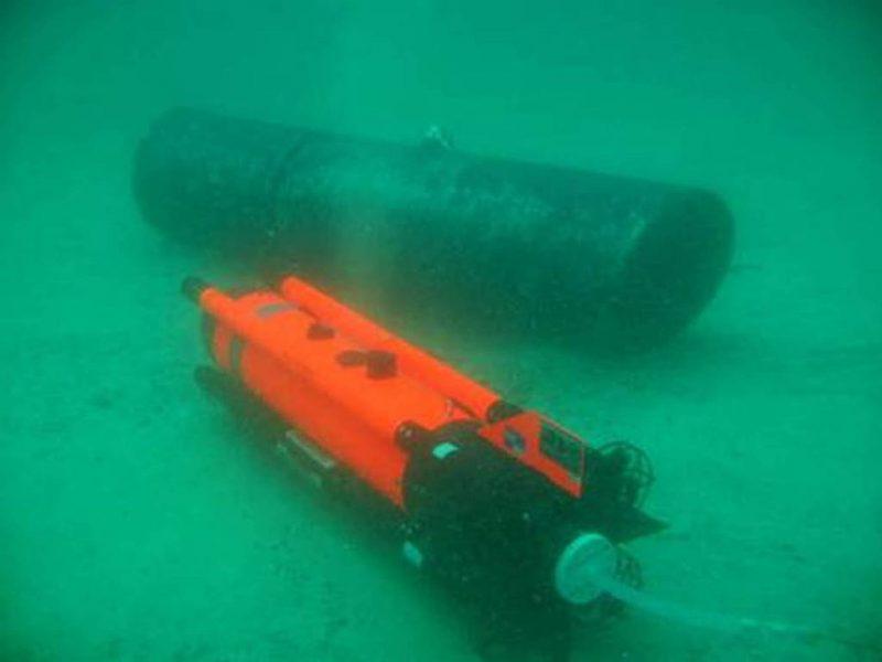 Необитаемый подводный аппарат «Сифокс»