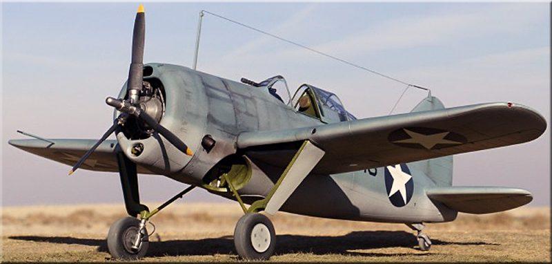 Истребитель Брюстер F2A «Буффало»