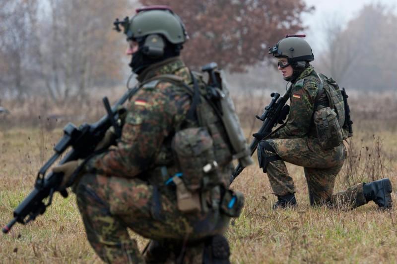 Сухопутные войска ФРГ