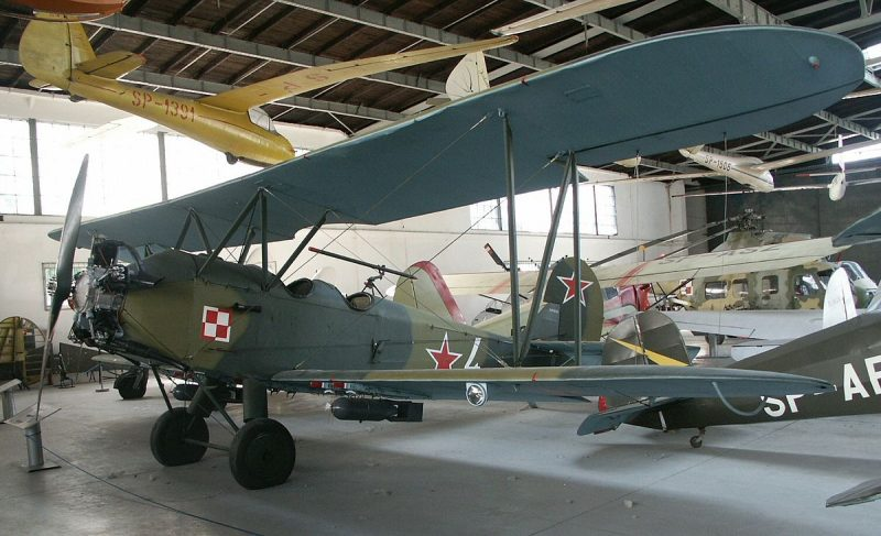 Бомбардировщик У-2 - небесный тихоход
