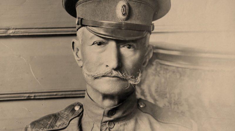 Алексей Брусилов - русский боевой генерал