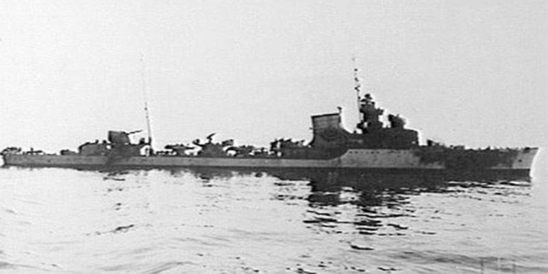 «Сольдати» - лучшие итальянские эсминцы Второй мировой