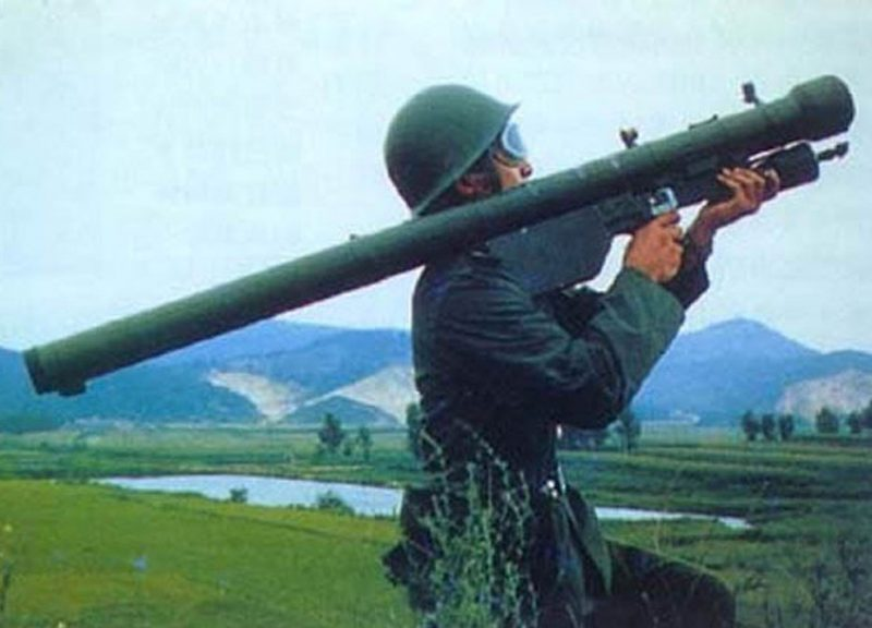 Переносной зенитный ракетный комплекс (ПЗРК) 9к32 «Стрела-2»