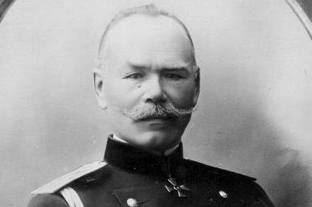 Михаил Алексеев - белый генерал